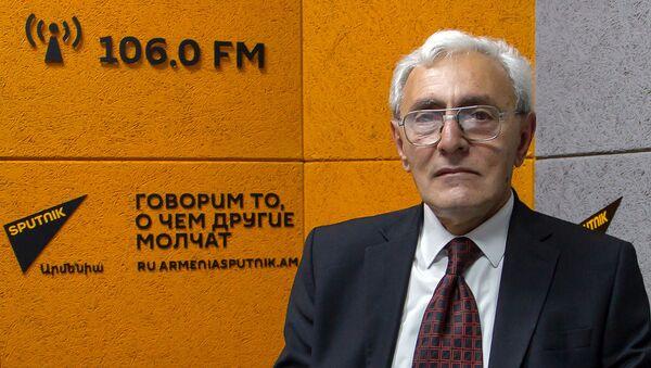 Погос Геворгян - Sputnik Արմենիա