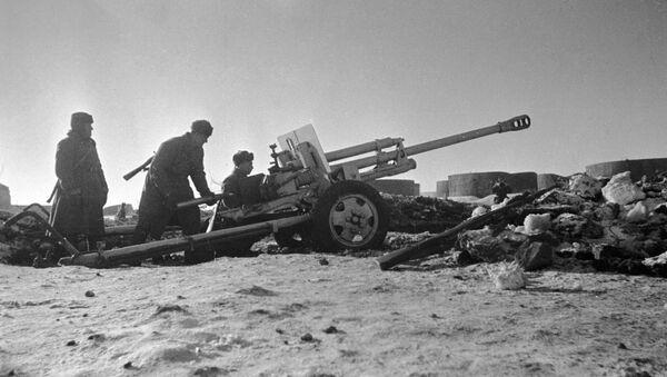 Великая Отечественная война 1941-45 гг. Сталинградская битва - Sputnik Армения