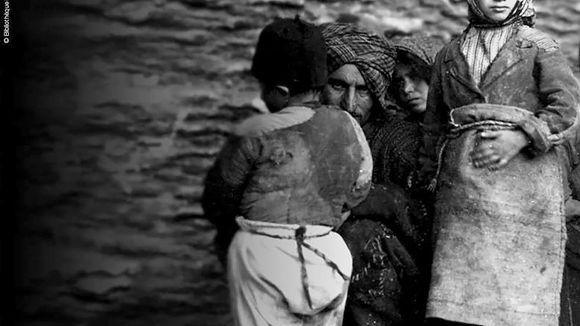 Армянские сироты - Sputnik Արմենիա, 1920, 27.09.2021
