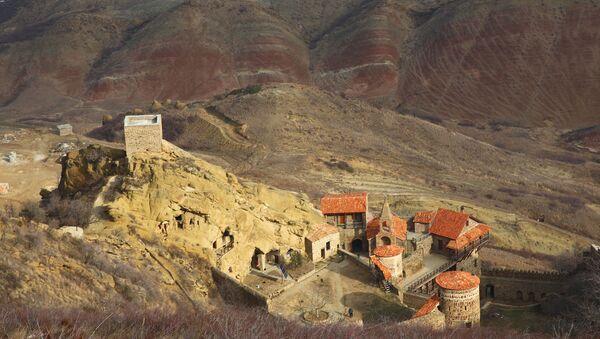 Монастырский комплекс Давид-Гареджи - Sputnik Արմենիա