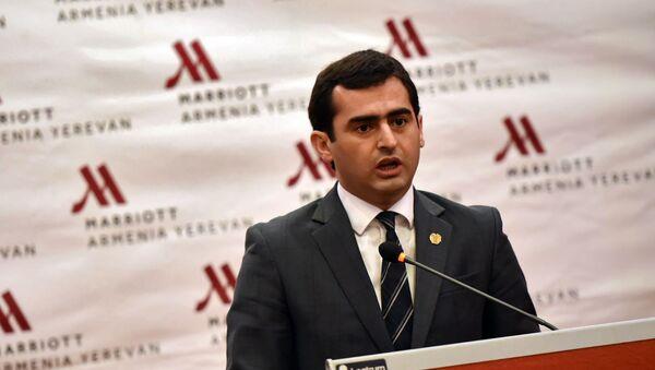 Конференция по интеллектуальной собственности (26 апреля 2019). Еревaн - Sputnik Армения