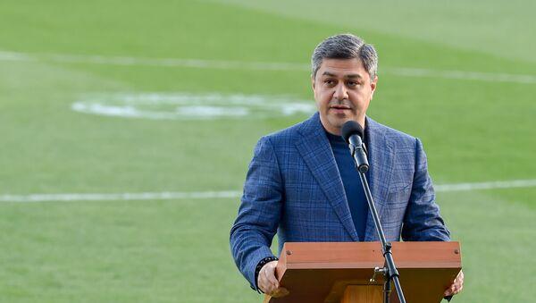 Открытие отремонтированного стадиона Бананц - Sputnik Արմենիա
