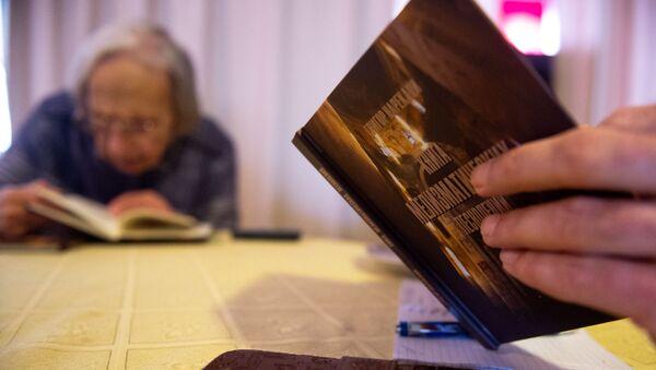 Маргарита Дарбинян-Меликян — старший научный сотрудник Матенадарана, автор многочисленных переводов с древнеармянского языка на русский - Sputnik Армения