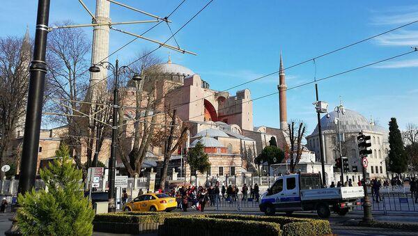 Собор Святой Софии в Стамбуле - Sputnik Արմենիա