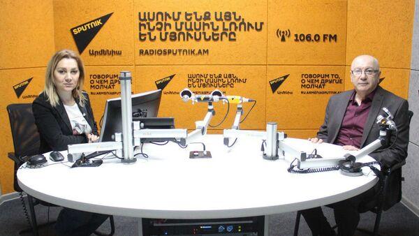Դավիթ Պետրոսյան. Տետ-ա-տետ - Sputnik Արմենիա