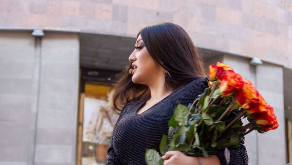 Гоар Аветисян дала мастер-класс на Северном Проспекте (11 мая 2019). Еревaн - Sputnik Армения