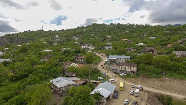 Село Атерк, Карабах - Sputnik Արմենիա