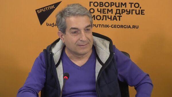 Бард из Еревана: Тифлис - это один из основных центров армянской культуры - Sputnik Армения
