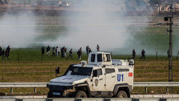 Турецко-курдский конфликт - Sputnik Армения
