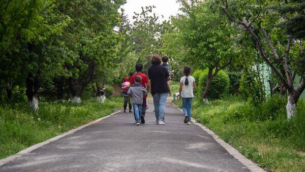 SOS - Детские деревни, Котайк - Sputnik Արմենիա