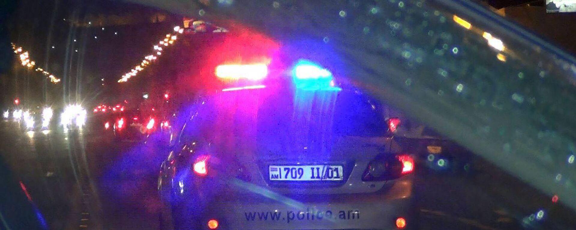 Дорожно-транспортное происшествие на улице Себастия (21 мая 2019). Еревaн - Sputnik Արմենիա, 1920, 24.07.2021