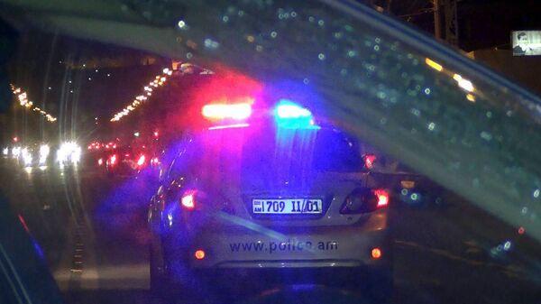 Дорожно-транспортное происшествие на улице Себастия (21 мая 2019). Еревaн - Sputnik Արմենիա