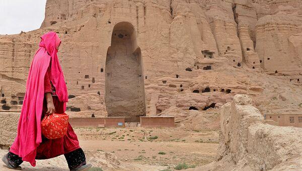 Бамианские статуи Будды, Афганистан, 2010 год - Sputnik Армения