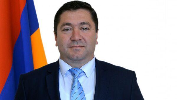 Айсер Казарян - Sputnik Армения