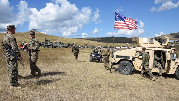 Американские военнослужащие - Sputnik Армения