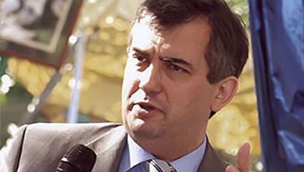 Журналист из Великобритании Александр Некрасов - Sputnik Армения