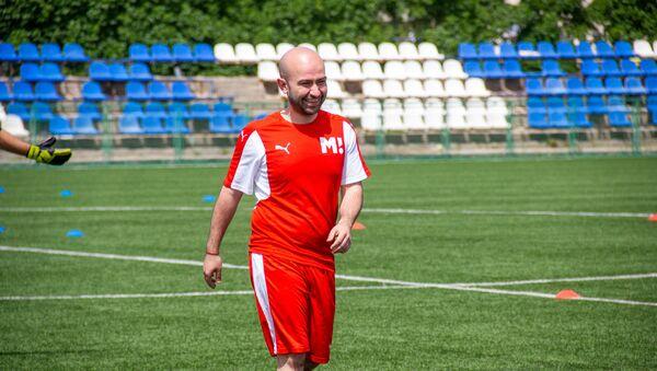 Комментатор «Матч ТВ» Нобель Арустамян - Sputnik Армения