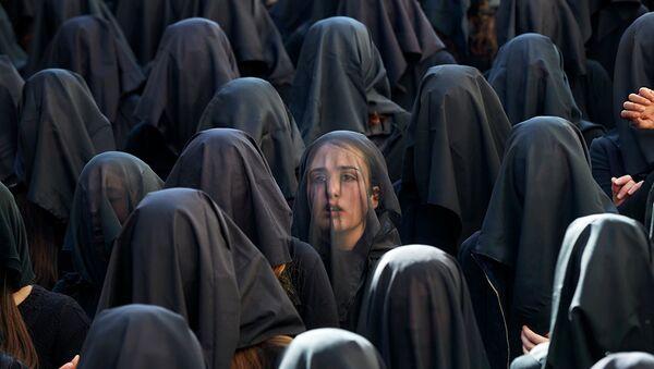 Снимок итальянского фотографа Дарио Митидиери (Dario Mitidieri) завоевал второе место в категории Фотожурналистика. - Sputnik Армения