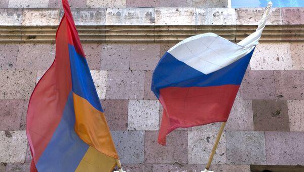 Армяно-российское сотрудничество - Sputnik Армения