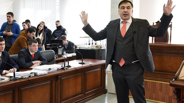 Михаил Саакашвили - Sputnik Армения