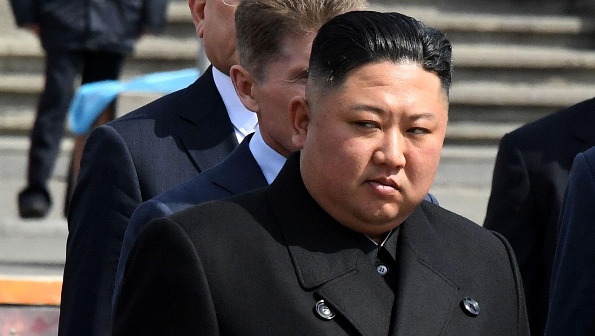 Визит лидера КНДР Ким Чен Ына во Владивосток - Sputnik Արմենիա, 1920, 19.05.2021