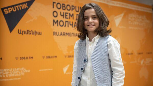 Микаел Григорян - Sputnik Армения
