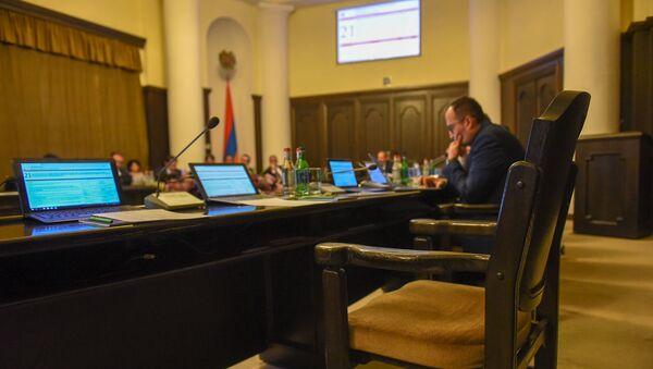 Заседание правительства Армении (6 июня 2019). Еревaн - Sputnik Армения