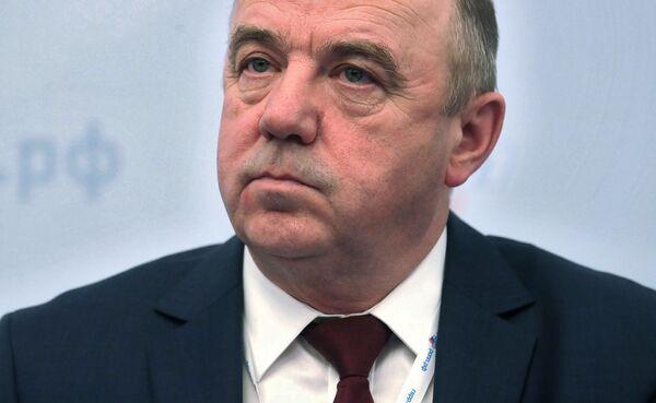 Министр технического регулирования Евразийской экономической комиссии Виктор Назаренко - Sputnik Армения