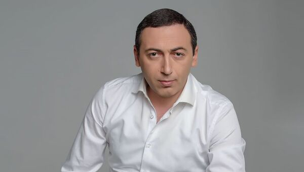 Ваагн Геворгян - Sputnik Армения