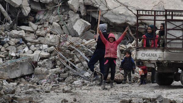 Сирия, Алеппо - Sputnik Армения