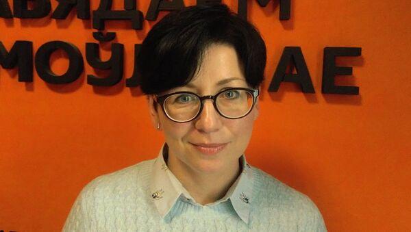 Политический обозреватель НТВ-Молдова Елена Левицкая-Пахомова - Sputnik Армения