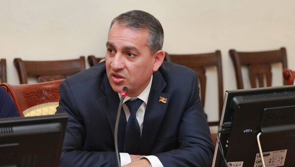 Армен Хачатрян - Sputnik Արմենիա