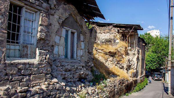 Старинный дом в районе Конд - Sputnik Արմենիա