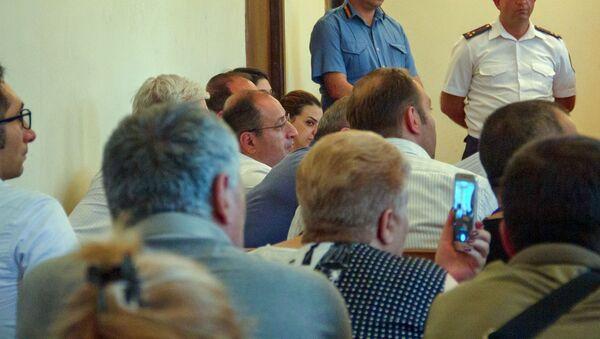 Судебное заседание по делу 1 марта (14 июня 2019). Еревaн - Sputnik Армения