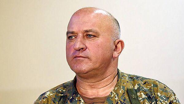 Генерал-майор Вардан Балаян - Sputnik Армения