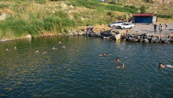 Мертвое озеро в Ереване - Sputnik Армения