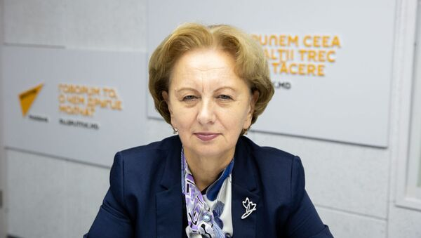 Спикер Парламента Молдовы Зинаида Гречаная - Sputnik Армения