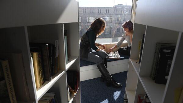 Библиотека иностранной литературы в Москве - Sputnik Արմենիա