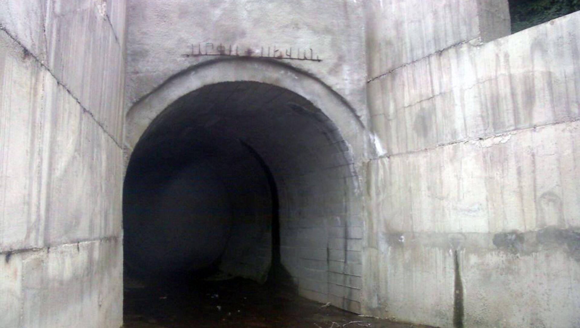 Туннель Арпа-Севан - Sputnik Արմենիա, 1920, 17.06.2021