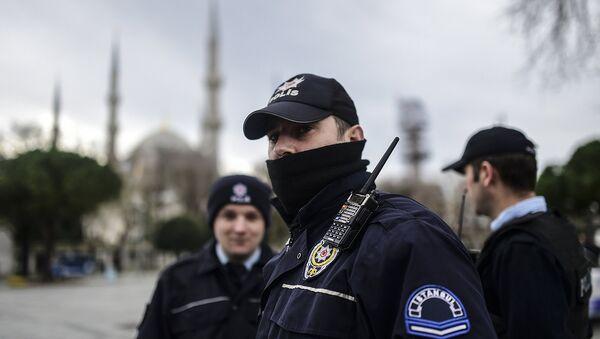Полиция Турции - Sputnik Արմենիա