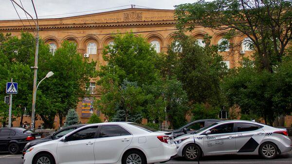 Национальный Политехнический Университет Армении - Sputnik Արմենիա