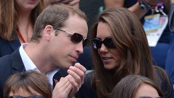 Принц Уильям и его супруга Кейт Миддлтон - Sputnik Армения