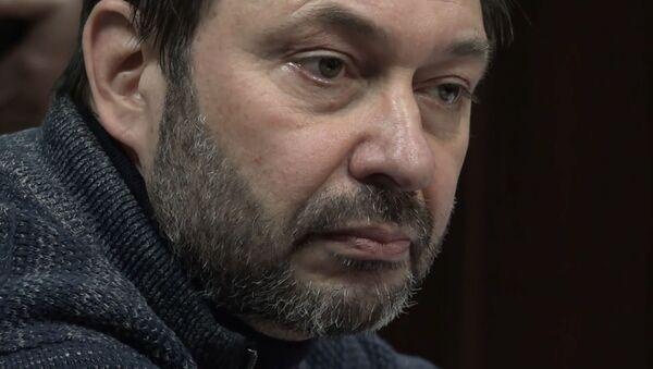 Вышинский: мое дело – позор Украины - Sputnik Армения