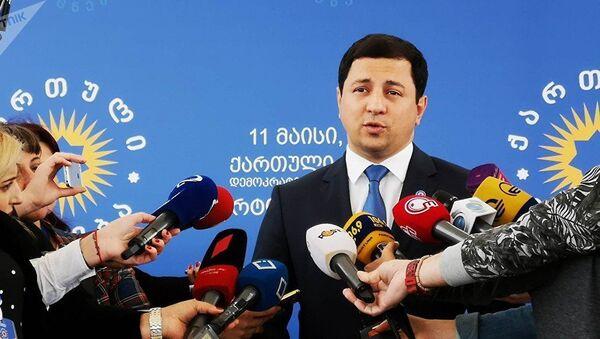 Арчил Талаквадзе - Sputnik Արմենիա