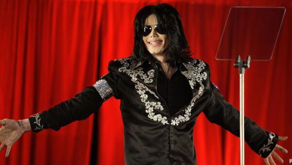 Американский певец Майкл Джексон, 2009 год - Sputnik Արմենիա