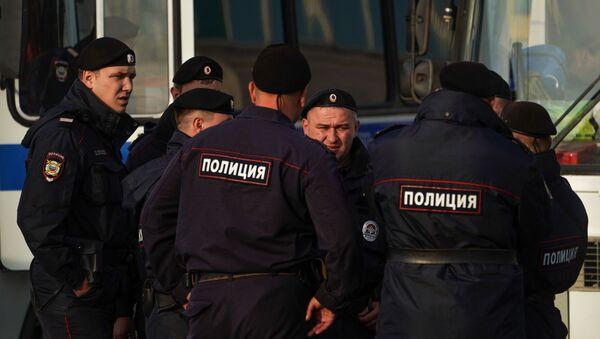 Полицейские в России - Sputnik Армения