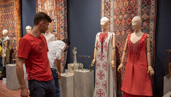 Гости на открытии Fashion Forum Yerevan (25 июня 2019). Еревaн - Sputnik Արմենիա