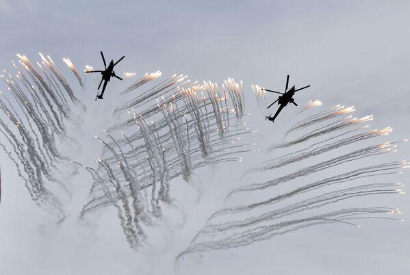 Открытие международного военно-технического форума Армия-2019 - Sputnik Армения
