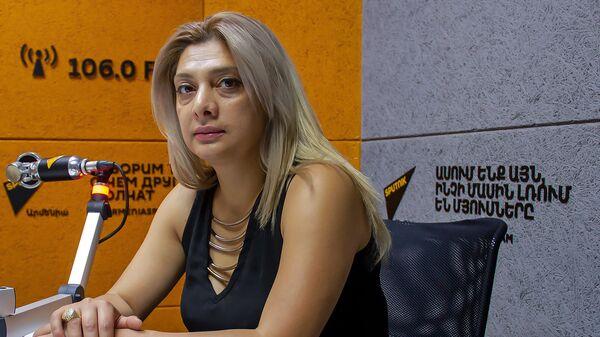 Ромелла Абовян - Sputnik Армения