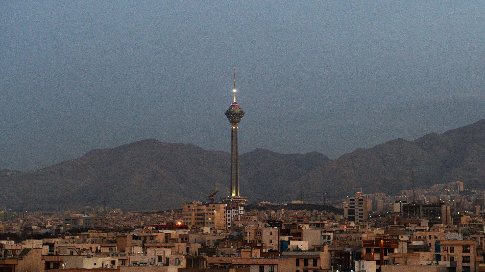 Города мира. Тегеран - Sputnik Армения, 1920, 14.10.2021